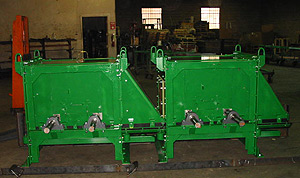 Pekay Tandem Mixer For Zinc Processing